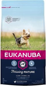 Eukanuba mature senior toy